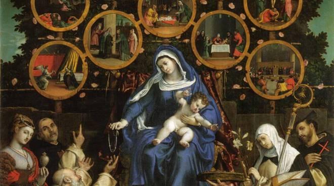 Festa della Madonna del Rosario 2020